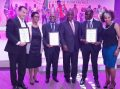 President Ramaphosa Presents Sustainability Award To Atlantis Foundries