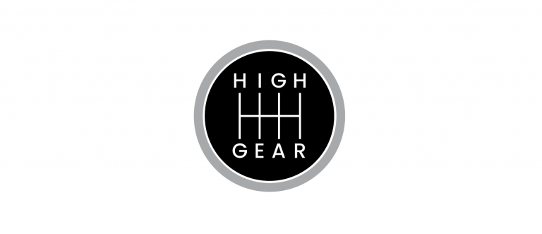 high gear logo